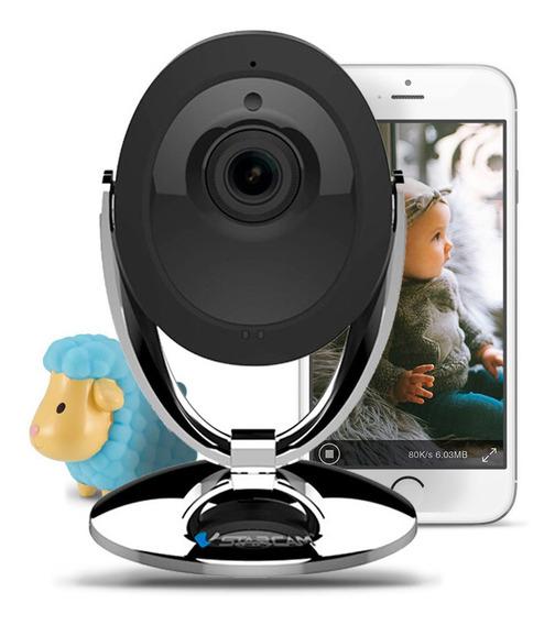 Baby Call Monitor Infantil Camara Bebe Seguridad Ip Wifi Inalambrica Ir Celular Vstarcam