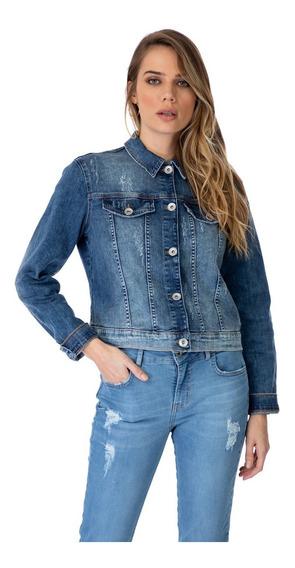 Jaqueta Jeans Colcci Feminina 032.01.01670