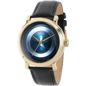 Reloj Marvel Para Hombre Wma000024 Tablero De Avengers 75th