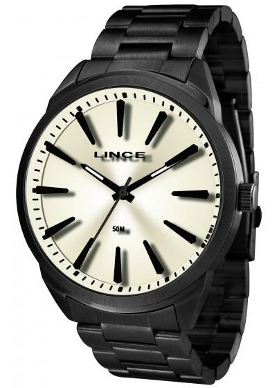 Relógio Lince Mrn4385s C1px Masculino Preto - Refinado