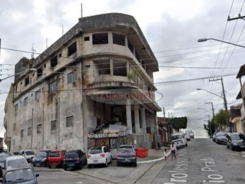 Predio Comercial Para Venda No Bairro Jardim Tietê, 1050 M - 2836