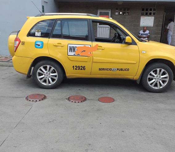 Taxi Chery Tigo 1600