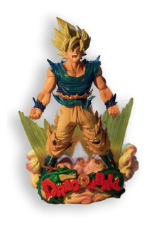 Dragon Ball Z Super Master Stars Diorama The Son Goku 24cm
