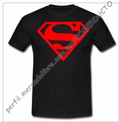 Playera Superboy Playera Superman Playeras Super Heroes Piog