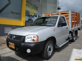 Nissan Frontier Np300 Mt 2400cc 4x2