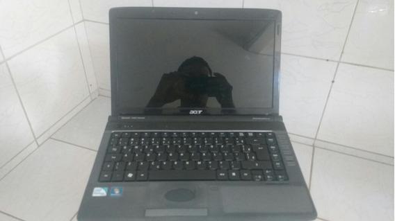 Notebook Acer Aspire 4736 Não Liga