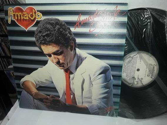 Lp Amado Batista Amado 1984 Ne