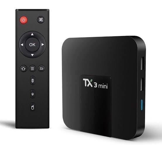 Conversor Smart Tv 4gb Ram 32gb Rom Andoid 9.0+ Mini Teclado