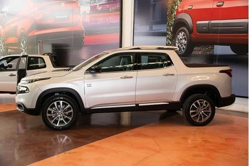 Fiat Toro Plan Gobierno Entrega Inmediata Tomo Usados A-