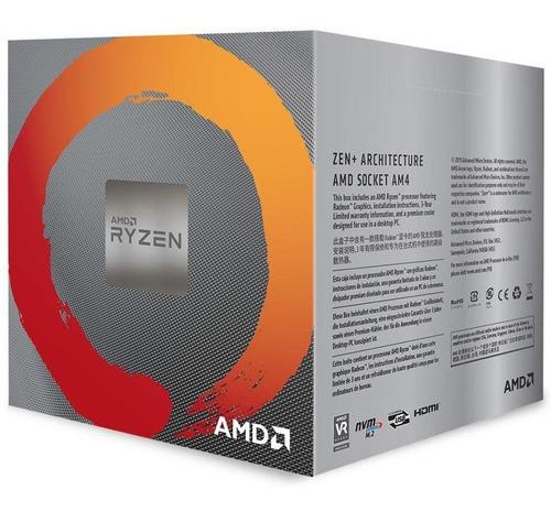 Processador Amd Ryzen 5 3400g 3.7ghz 6mb Am4 Radeon Rx Vga11