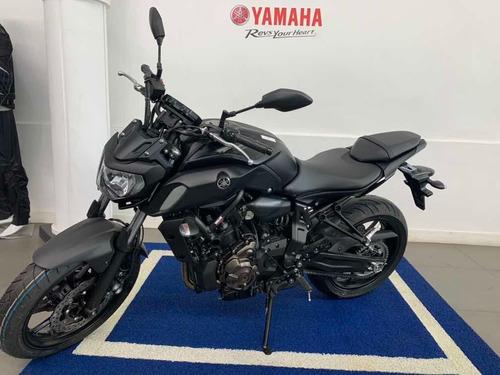 Yamaha Mt 07 Abs Preta 2021
