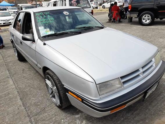 Chrysler Shadow *motor 2.2 Litros.