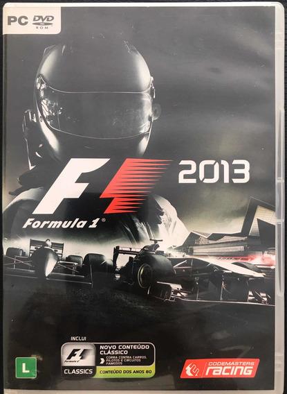 Jogo F1 2013