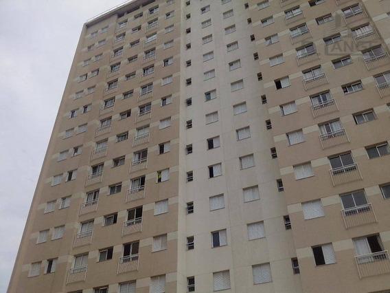 Apartamento Com 3 Dormitórios À Venda, 61 M² Por R$ 320.000 - Chácara Das Nações - Valinhos/sp - Ap14915