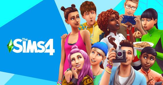 The Sims 4 + Dlcs Selecionáveis