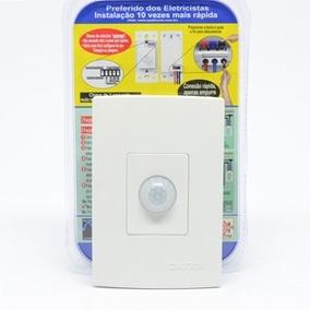 Sensor De Presenca Parede Qi2m