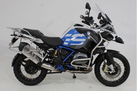 Bmw R 1200 Gs Adventure 2018 Azul