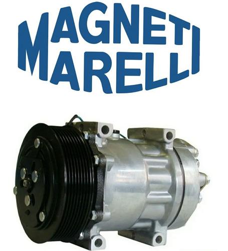 Imagem 1 de 2 de Compressor Ar Cond 7h15 8044 8242 8112 6028 8176 Volvo Vm