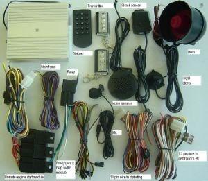 Imagen 1 de 3 de Gsm Alarma System Gps 118sa Sin Manual Para Instaladores