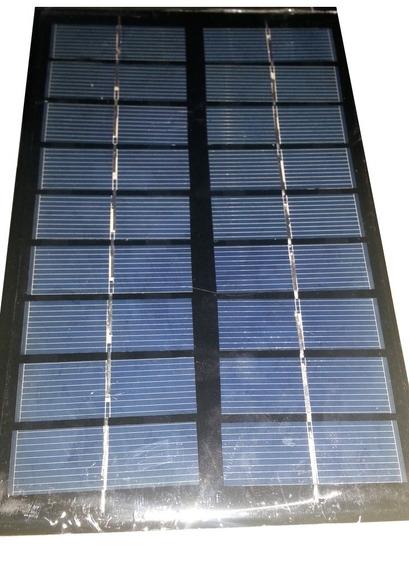 Panel Solar 3w 6v - Lms-ps3w Perfeito Para Trabalho Escolar E Experiências - Produto Original Com Garantia E Nota Fiscal