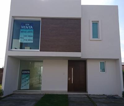 Casa Nueva 2 Plantas 3 Recámaras Pachuca, Hidalgo; Platinum