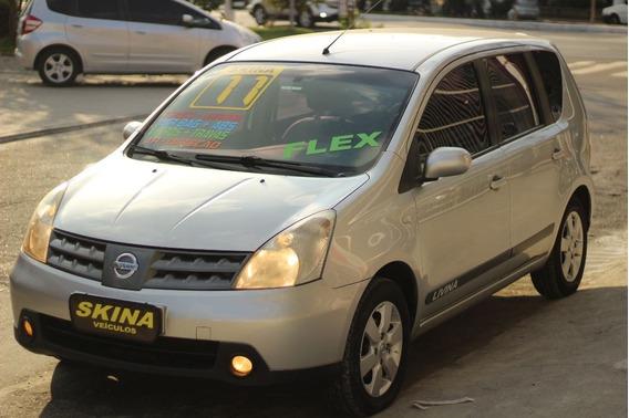Nissan Livina 1.6 2011 Manual Sem Entrada Ate 60x Fixas