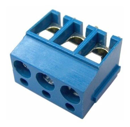 Conector Borne Kre Kf 3000 Ak 100 03 5v P50100031301 500pçs