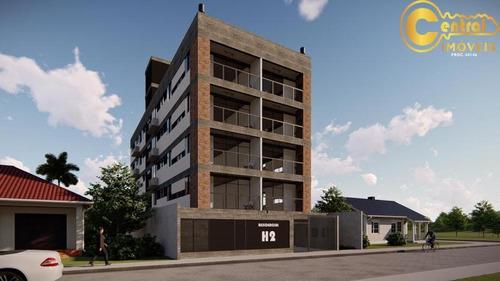 Apartamento  Com 2 Dormitório(s) Localizado(a) No Bairro Centro Em Balneário Piçarras / Balneário Piçarras  - 501