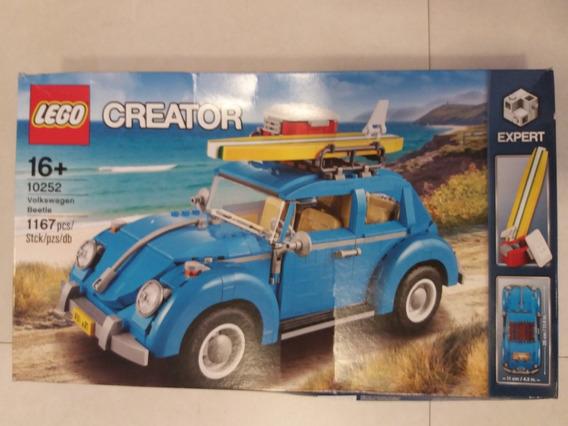 Lego Creator Vw Fusca 10252