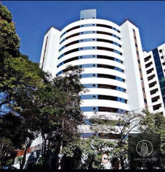 Apartamento Com 3 Dormitórios, 131 M² - Venda Por R$ 680.000 Ou Aluguel Por R$ 2.000/mês - Centro - Sorocaba/sp - Ap0452