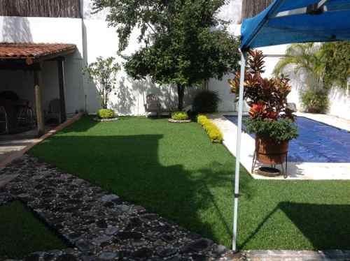 Casa En Privada En Palmira / Cuernavaca - Amr-221-cp
