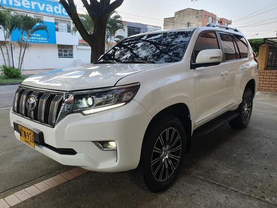Toyota Prado Txl Cambio De Cara