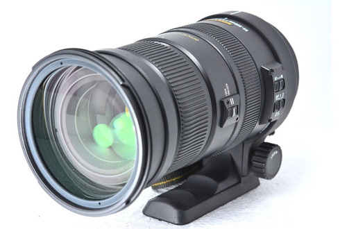 Nikon Sigma 50-500mm F/4.5-6.3dg Os Hsm Estabilizador Fx/dx