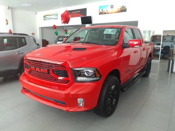 Ram Rt Motor 5.7 Rojo 4 Puertas