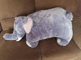 Almohada Elefante Gigante Peluche
