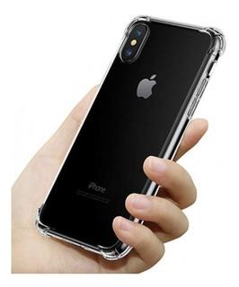 Carcasa Transparente Reforzada Protección iPhone X/xs