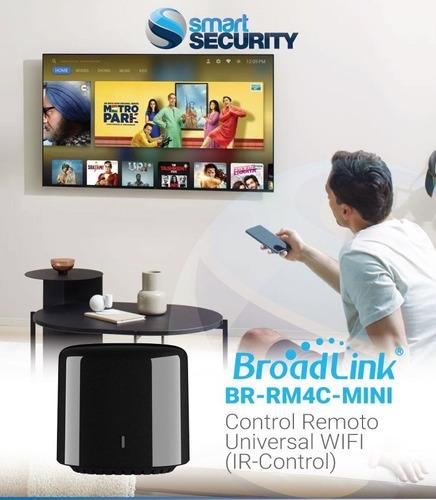 Broadlink Controlador Universal Via Ir Rm4cmini Bestcon