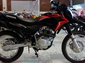Honda Xr 150 Lekn Negro 2018