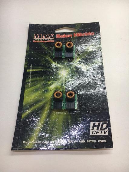 Balun Hibrido Max Eletron Hd - Duplo
