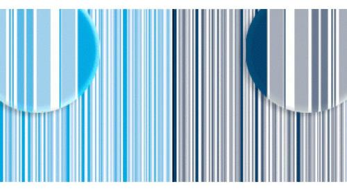 Repeteco - Duo Básico Listras Azul/azul Marinho - Hortência