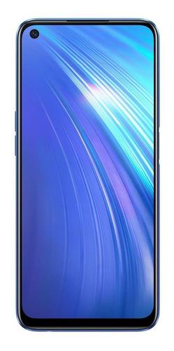 Imagem 1 de 6 de Realme 6 Dual Sim 128 Gb Azul-cometa 4 Gb Ram