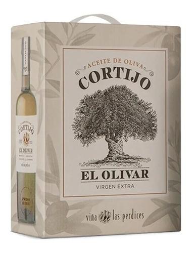 Imagen 1 de 4 de Las Perdices - Aceite De Oliva - Finca El Cortijo - 3lts Bib