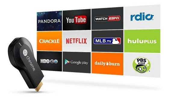 Google Chromecast - Hdmi 1080p Original