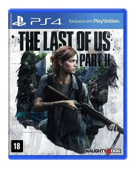 The Last Of Us Parte 2 Ps4, Pre Venda!! Midia Fisica!!