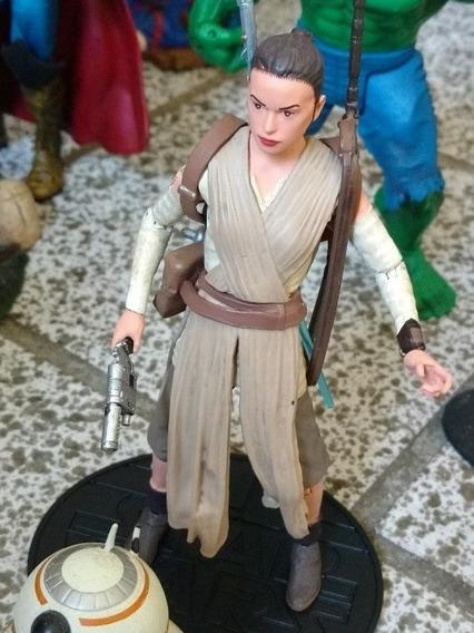 Boneco Star Wars Rey - Disney Store