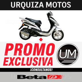 Moto Scooter Beta Scooby 80 0km 12 Y 18 Cuotas Urquiza Motos