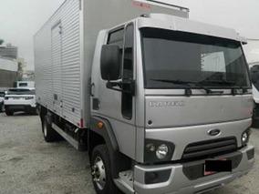 Ford Cargo 1119 Com Baú Ano 2015