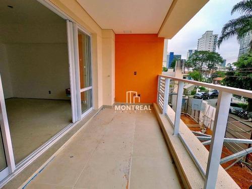 Apartamento À Venda, 47 M² Por R$ 559.000,00 - Campo Belo - São Paulo/sp - Ap1700