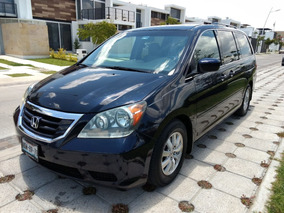 Honda Odyssey 3.5 Touring Minivan Cd Qc Dvd At Impecable