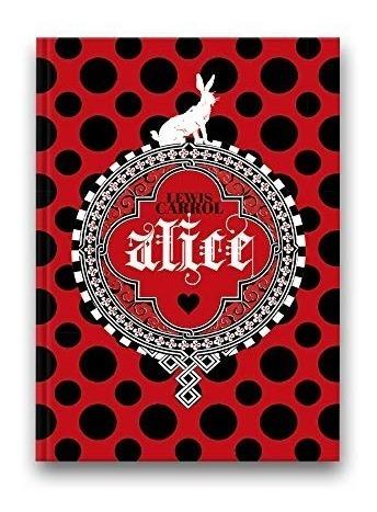 Livro - Alice No País Das Maravilhas - Darkside Limited Edit